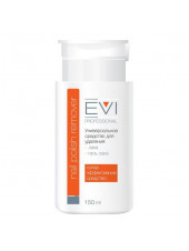 EVI Professional Средство для удаления лака и гель-лака 150 мл (помпа)